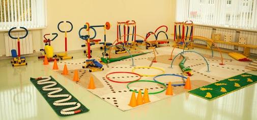 оборудование для спортивного зала в детском саду